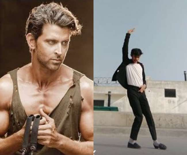 Hrithik Roshan Shares A Dance Video Of Tik Tok User Yuvraj Singh