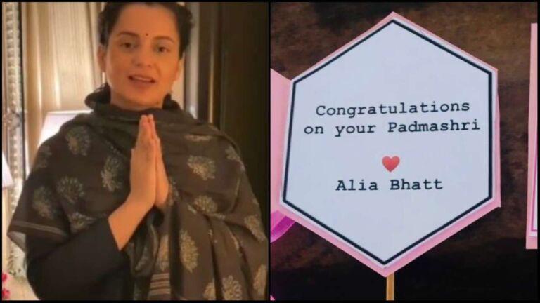 Kangana Ranaut Wins Padma Shri Award: Dedicated Award To Women's Of The Country