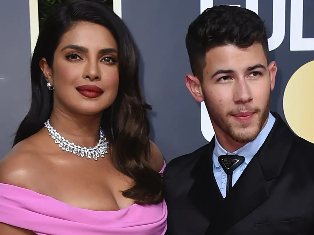 Priyanka choppra and nick jonas