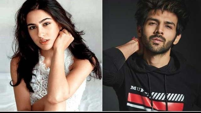 Sara Ali Khan Trolls On Kartik Aryan On The Set Of Indian Idol 11