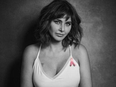 Lisa Ray Blood Cancer