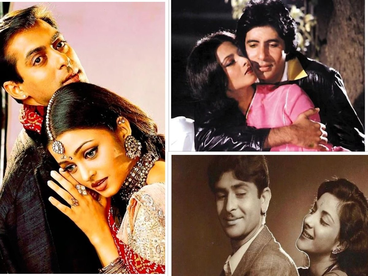 Bollywood love stories
