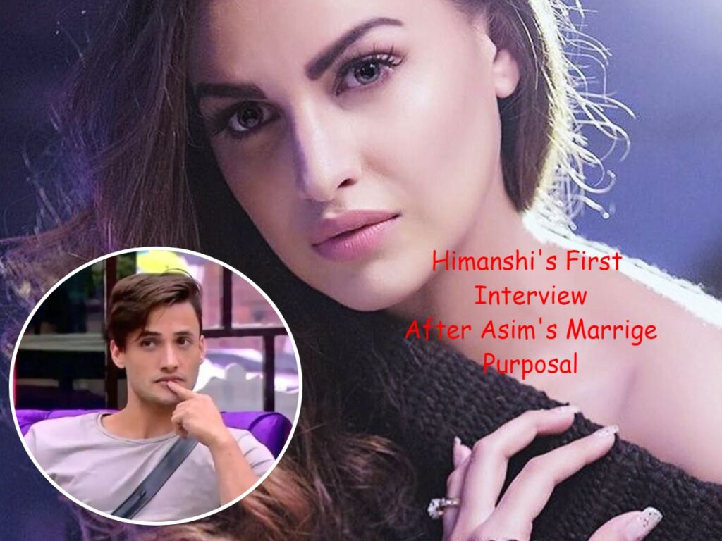 Asim riaz propose himanshi khurana for marriage