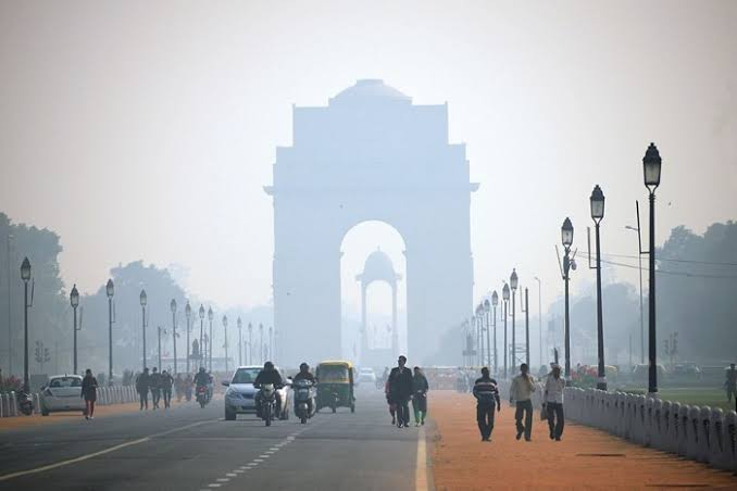 'Delhi Still Not Eligible For Breathing' As Per Air Quality Index.