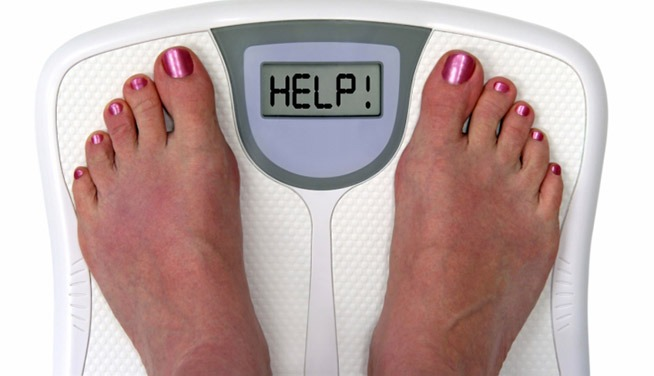 Weight starts to decrease rapidly cancer sympton