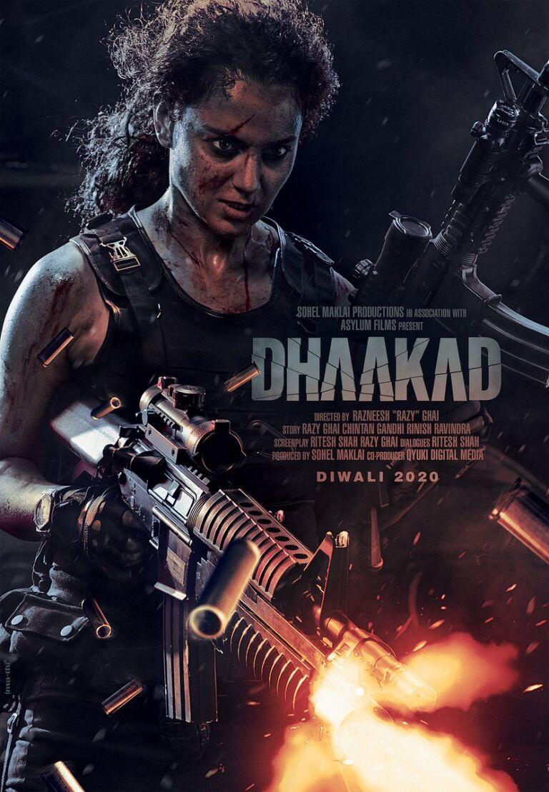 Kangana Ranaut's Action Film Dhaakad's Release Date Postponed