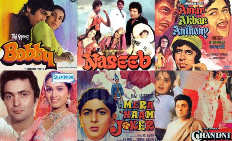 Bollywood PR Dale Bhagwagar lists 6 top Rishi Kapoor movies which amazed the nation