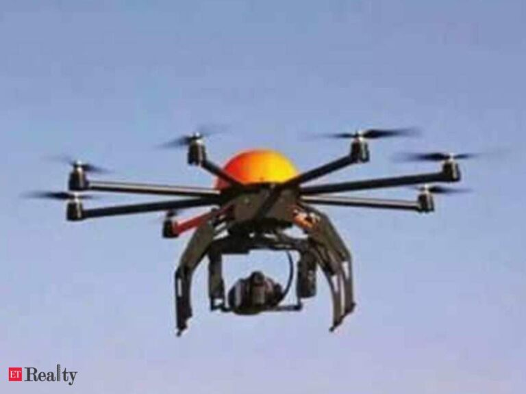 Noida Police Surveillance Drone Lost, Searching It With Other Drones From 5 Days