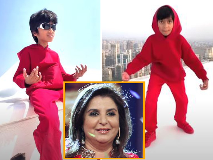 """Farah Khan's Son Czar's Rap """"Need To Survive"""" Goes Viral On Cyber World, Listen Now!"""