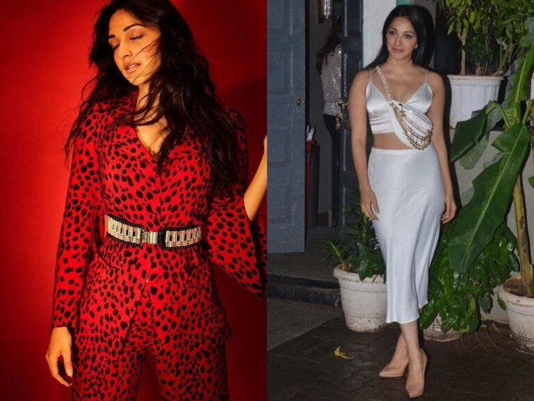 Kiara Advani: From Bright Yellow To Whites Checkout How She Mastered The Art Of Looking Perfect