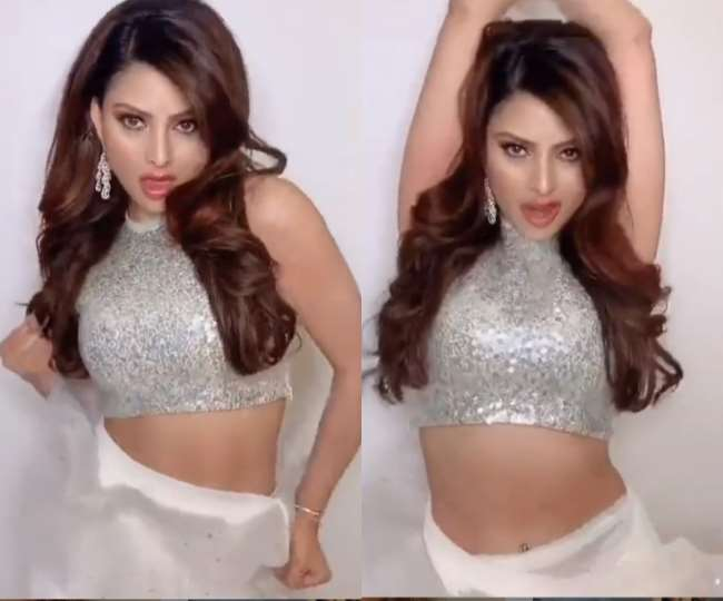 Urvashi Rautela Makes Her Fans Go Crazy By Dance Moves Like Shakira – Watch Video