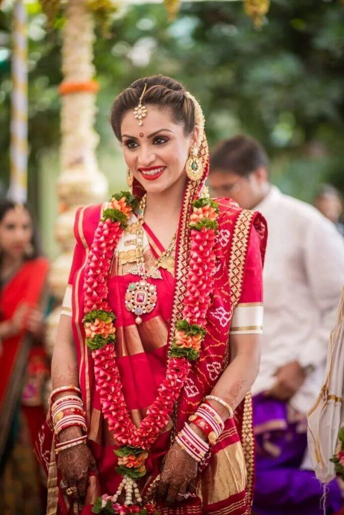 Gujrati Indian bride