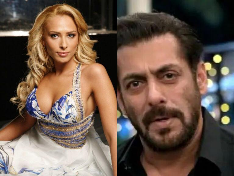 """Salman Khan's Favorite Iulia Vantur's Bollywood Debut, May Work In """"Kabhi Eid Kabhi Diwali"""""""