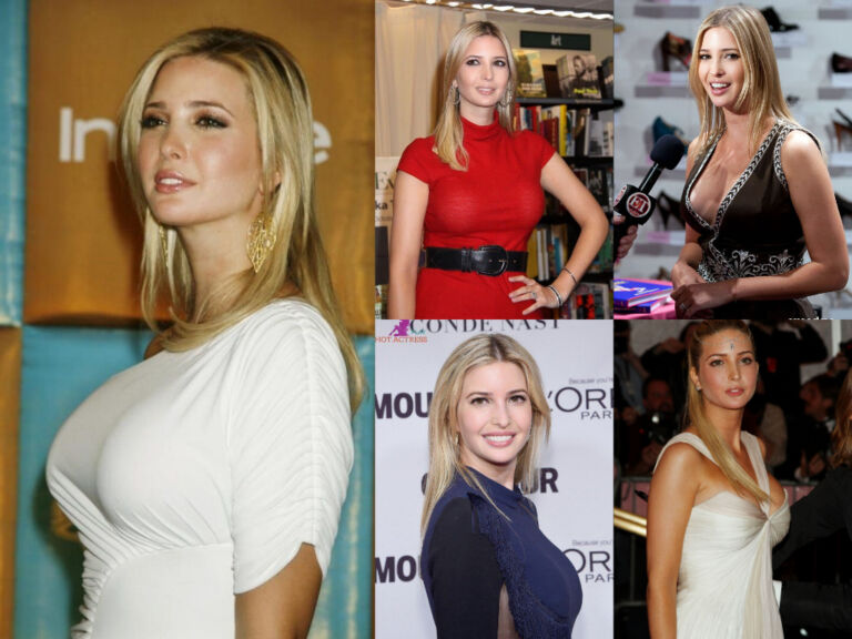 13 Photos Of Ivanka Trump Which Can Make Hollywood Actresses Go Shy