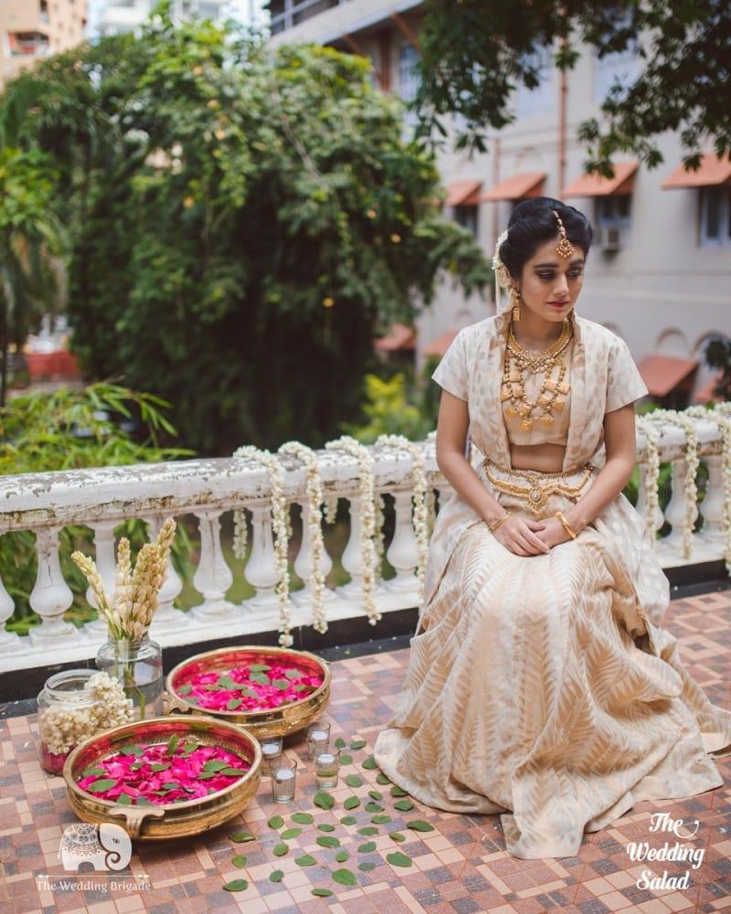 Malyali Indian bride