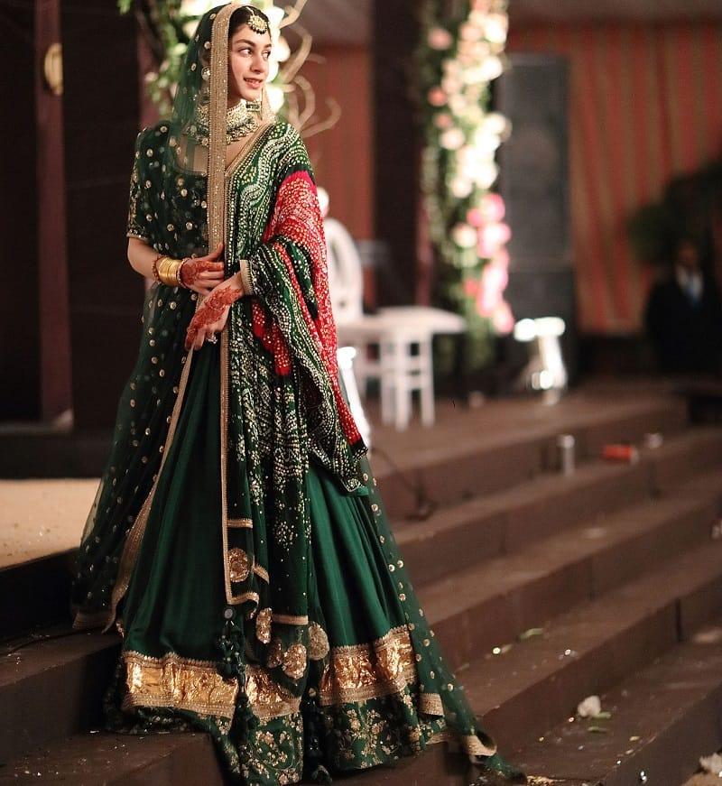 Muslim Indian bride