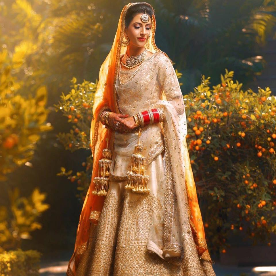 Punjabi Indian bride