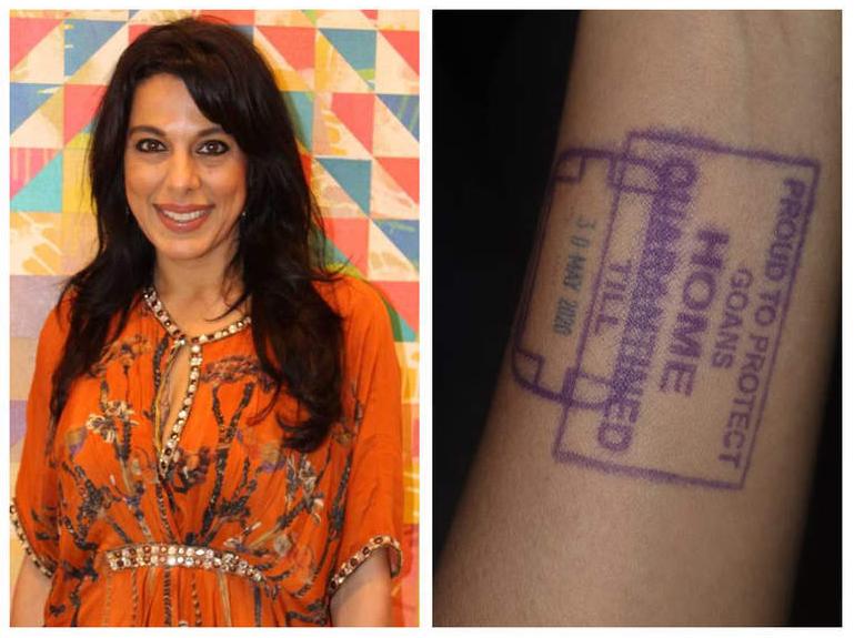 Pooja Bedi Shares Of Her Night's Inside Video Of Goa Quarantine Center