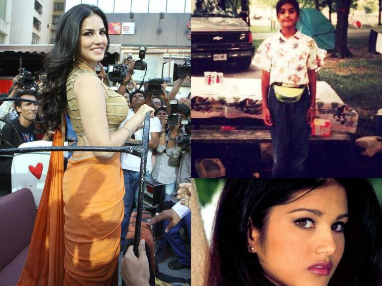 Happy Birthday SUNNY LEONE aka Karenjit Kaur Vohra, Unseen RARE Pictures Of Bollywood's Beauty