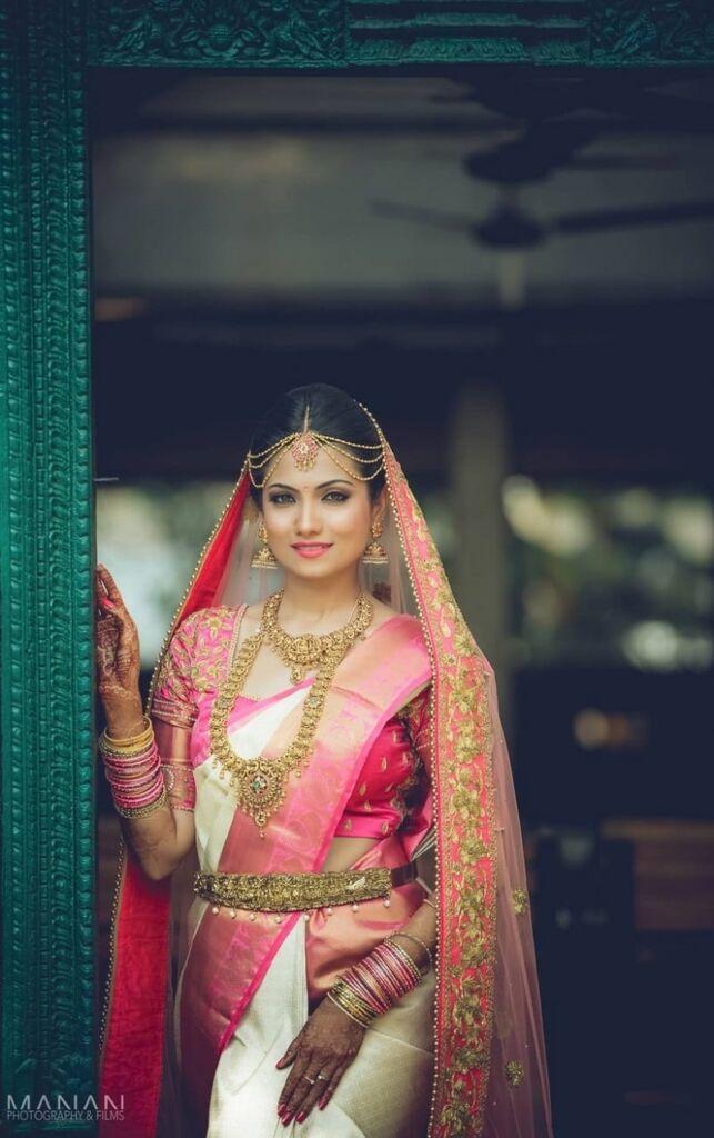 Telugu Indian bride