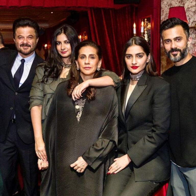 Anil Kapoor's Secret Love Story And Chemistry With Wife Sunita Kapoor