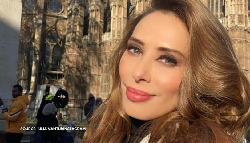 Salman khan marriage with Iulia vuntur