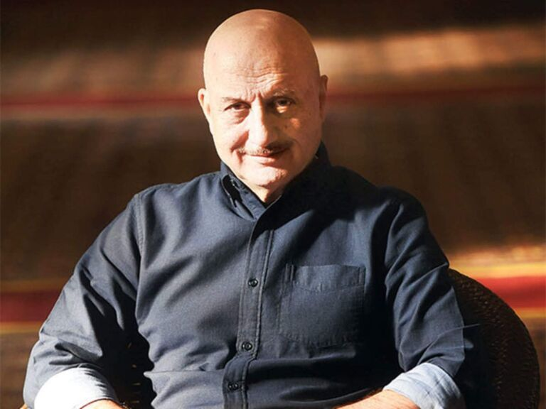 Anupam Kher Funny Post: Plants Growing On Shoes