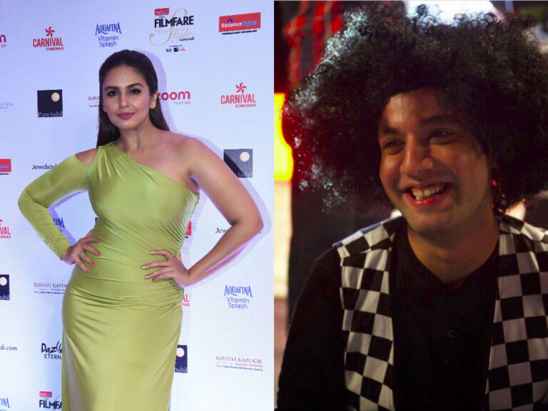 Huma Qureshi To Varun Sharma: 'I wanna lunch your cheeks'