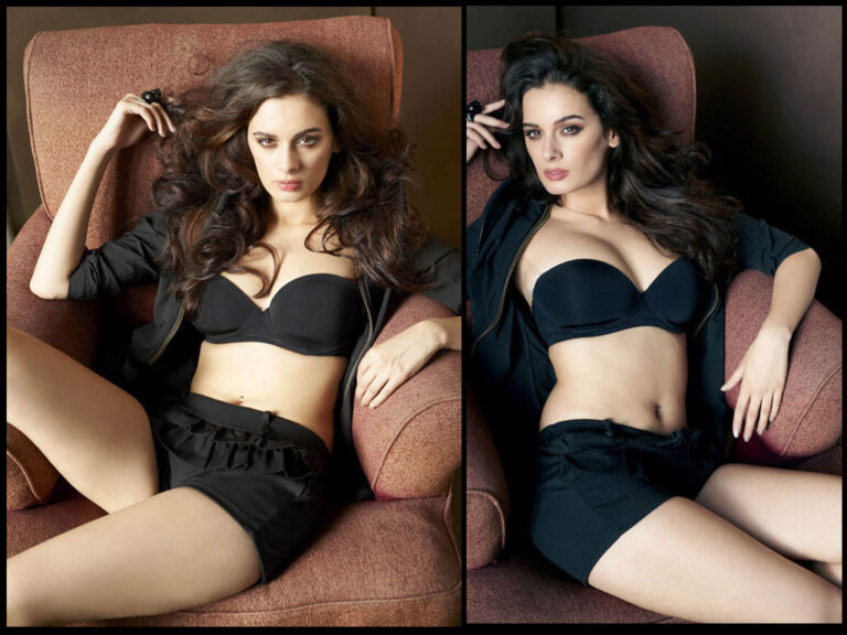 Bollywood Welcomed Me With Open, Loving Arms: Evelyn Sharma