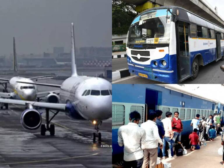 Railways, Flights, And Roadways Bus New Rules From 1st June