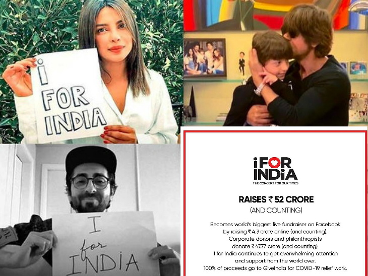 iFor India Turns to Be Biggest Fundraiser On Facebook, Collects 52 Crores For Corona Victims