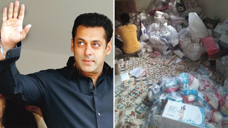 Salman Khan Celebrated Eid In a Special Way: Know How?