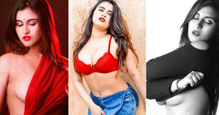 19 Super Hot Pics Of Indian Model Gunnjan Aras To Make Your Day Even More Romantic