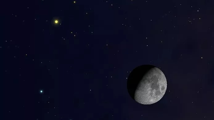 Rare Astronomical Occurrence: Jupiter, Saturn, And Moon Trio To Be Seen  on 12th May