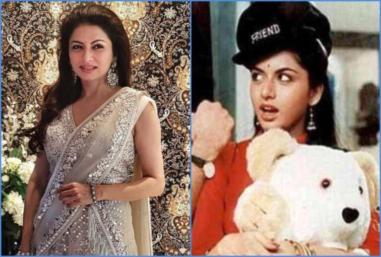 "The film""Maine Pyar Kiya"" Actress Bhagyashree To Make A Comeback Soon"