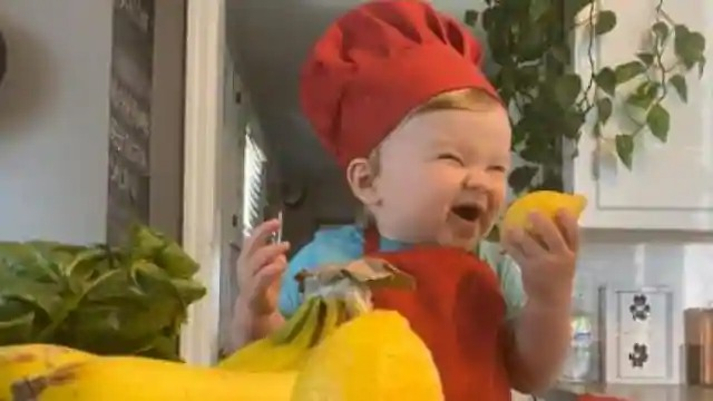 One-year-Old Chef At Instagram Will Surprise You