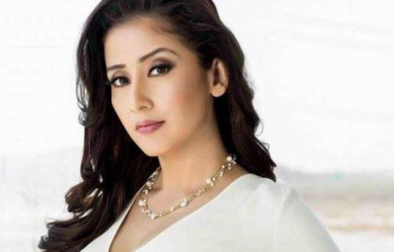Manisha Koirala Trolled After She Supports Nepal's Disputed Map