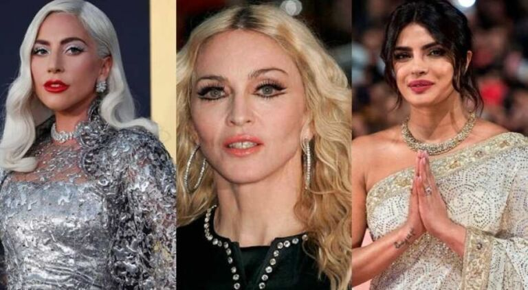A-List Celebrities Including Priyanka Chopra, Lady Gaga And Madona's Personal Account Hacked