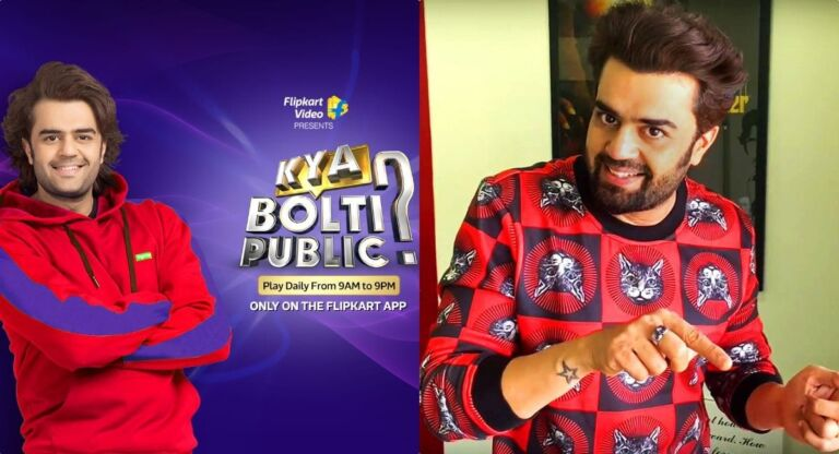 Manish Paul Hosting An Interactive Game Show In Lockdown