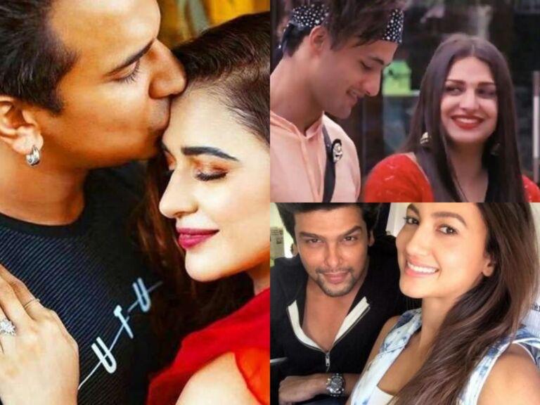 Star Couples Whose Love Stories Started In Bigg Boss