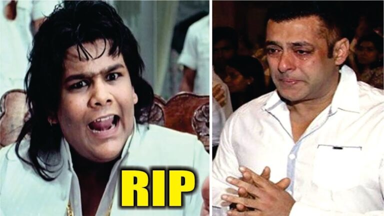 "Actor Mohit Baghel Who Played The Character Of Amar Chaudhary  In""Ready"" Dies Of Cancer"