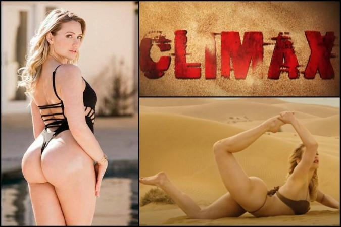 """It Was Hot In The DESERT And Adult Star Mia Malkova Made It HOTTER, Watch Teaser Video Of """"Climax"""""""