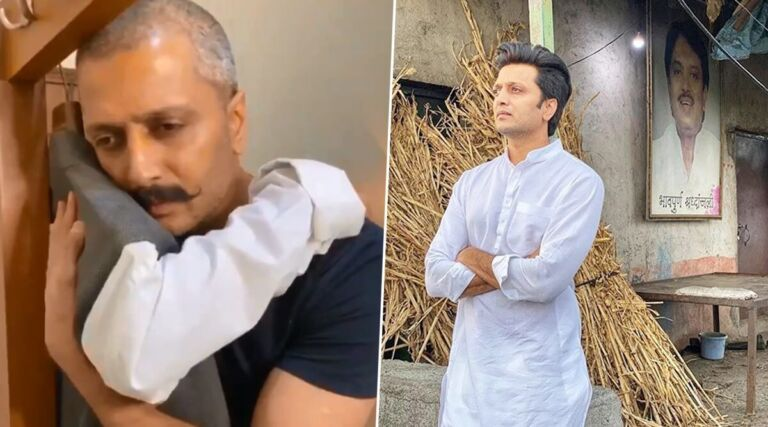 Ritesh Deshmukh Shared TikTok Video Of his Father