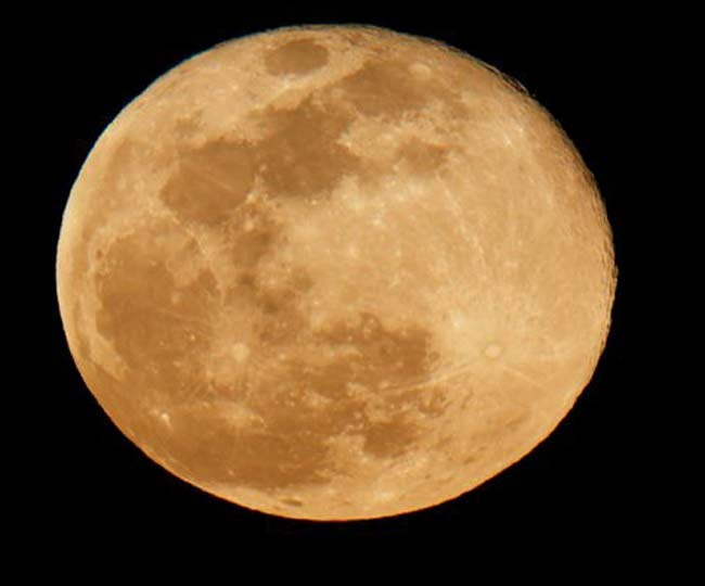 May's flower moon is the final supermoon of the year