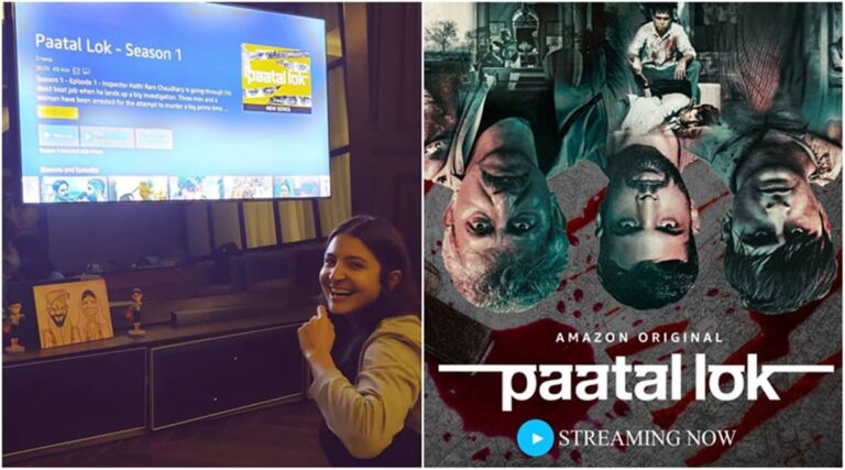Anushka Sharma Celebrates The Success Of Paatal Lok Web Series: Memes Goes Viral