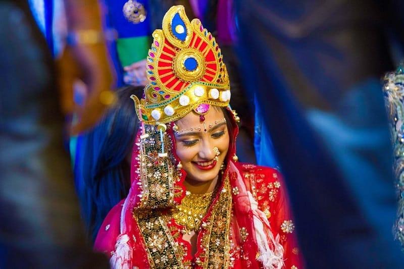 Orya Indian bride