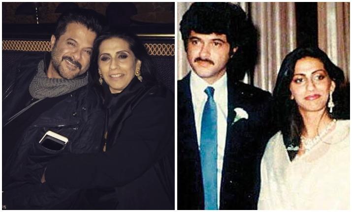 Anil kapoor love story with sunita kapoor