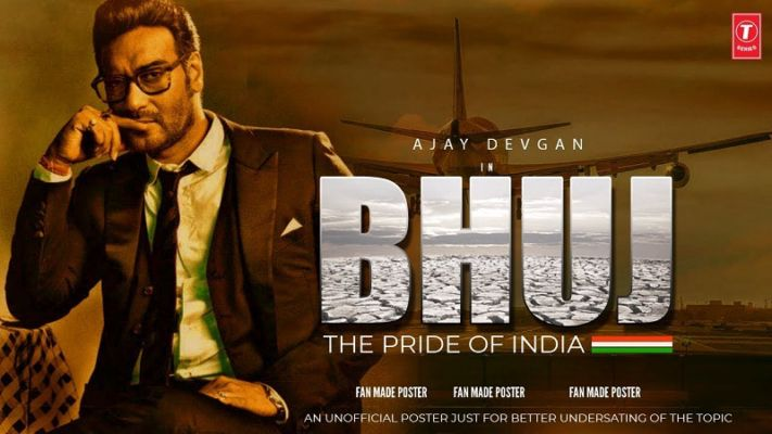 Ajay Devgan's Film 'Bhuj' Is Releasing Straight In Your House