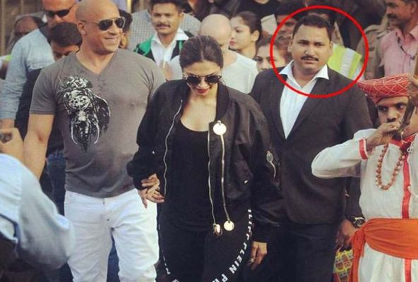 Whopping Salary Of Deepika Padukone's Bodyguard Jalal