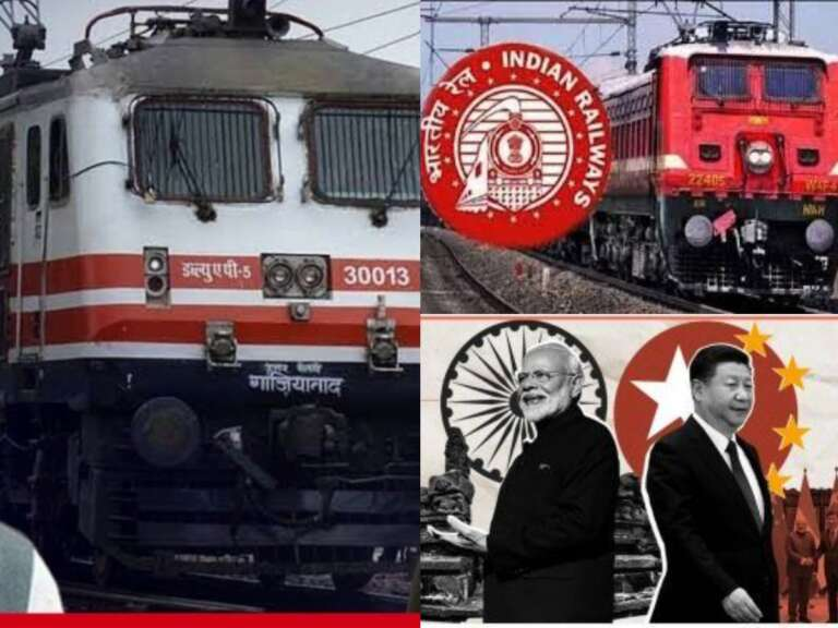 Indian Railways Terminates Rs 471 Crore Contract With Chinese Firm